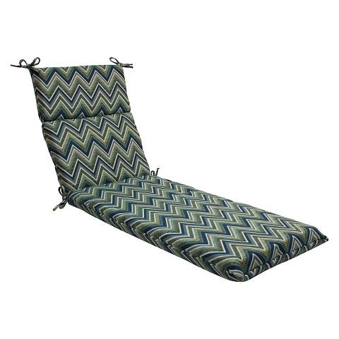 Sunbrella fischer outdoor chaise lounge cushion target for Chaise cushions sunbrella