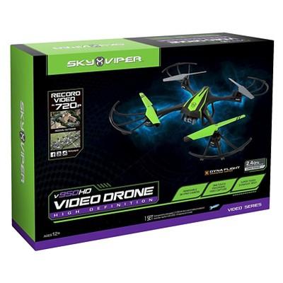 Sky Viper Video Surveillance Drone