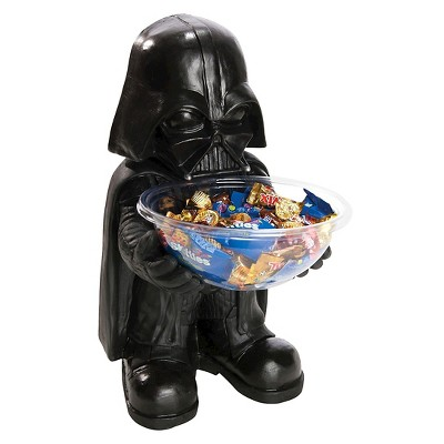 Star Wars Darth Vader Halloween Candy Bowl and Holder