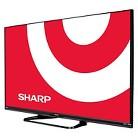 """Sharp 48"""" Class 1080p 60Hz Flat Panel LED TV - Black (LC48LE653U)"""