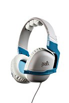 Polk Striker ZX Gaming Headset- White/Sky Blue (Xbox One)
