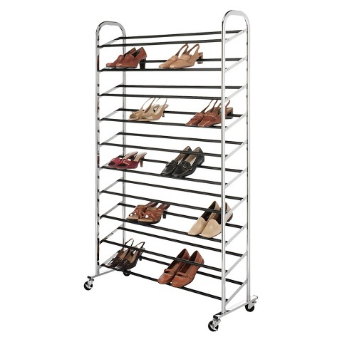 50 Pair Shoe Rack Threshold Target