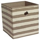 "Fabric Cube Storage Bin 11"" - Room Essentials"
