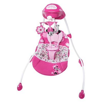 Disney Minnie Garden Delights Swing