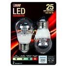 Feit 25-Watt A15 LED Light Bulb (2-Pack) - Soft White