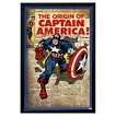 Art.com Captain America Comic Cover Poster