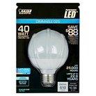 Feit 40-Watt G25 LED Light Bulb - Natural Daylight