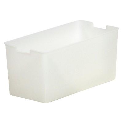 Itso Plastic Tray - White
