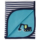 Just One You™ Made By Carter's® Newborn Boys' Blanket - Blue