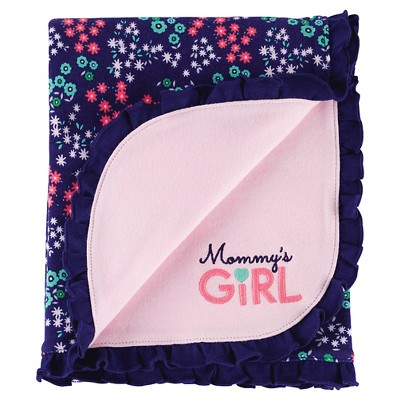 Just One You™ Made By Carter's® Newborn Girls' Mommy's Girl Blanket - Pink