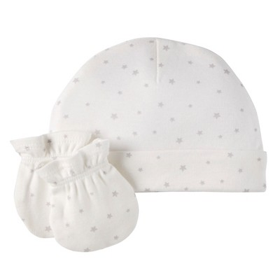 Newborn Just One You™ Made By Carter's® Skull Cap - Gray 0-3 M
