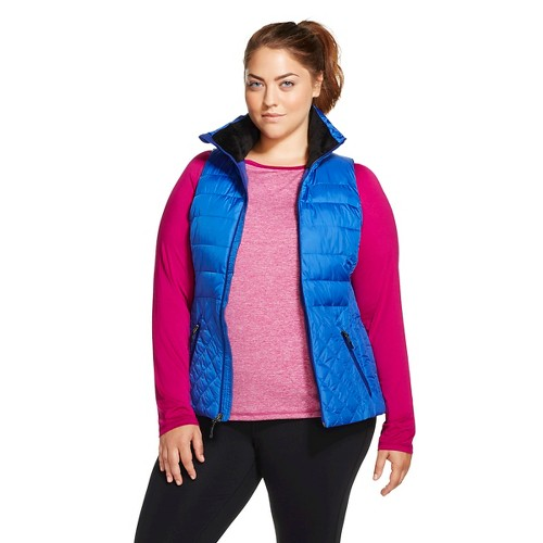 This puffer vest is perfect for those cooler days when you need an extra layer but not a full coat. Finished with a stand collar and available in perfect prints and classic colors, this casual-chic topper is a must-have for effortless style.