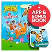 Interactive Storybook Incredebooks Moshi Coloring Book 2pk