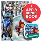 2-Pack Interactive Storybook Incredebooks - Little Red Riding Hood & Goldilocks and the Three Bears
