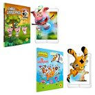 Interactive Storybook Incredebooks - Three Little Pigs Storybook & Moshi Coloring Book