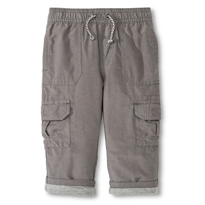 M Ch Chino Pants Radiant Gray 12  MONTHS