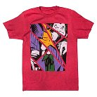 Men's Joker T-Shirt Red