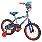 "Huffy Marvel Avengers Mountain Bike 16"" - Red/Blue"