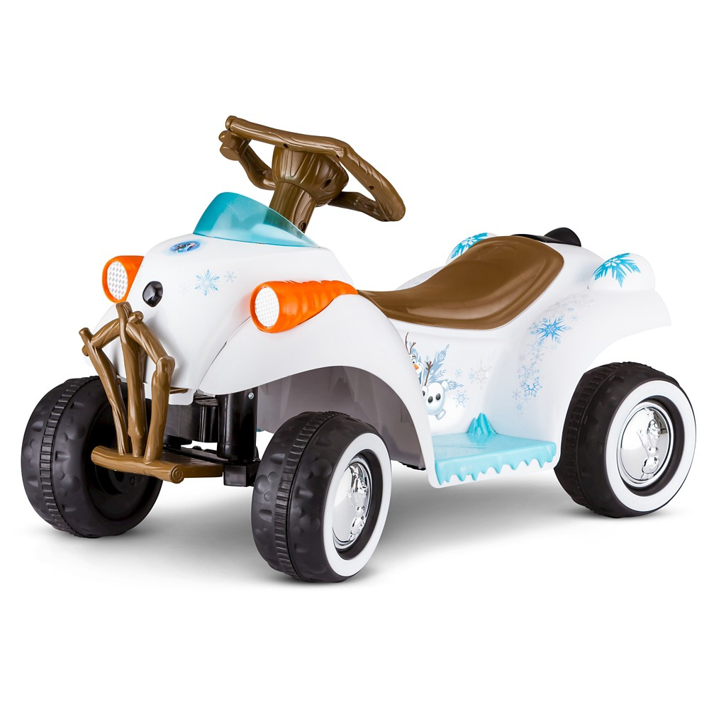 Disney Frozen Olaf 6V Quad Ride On