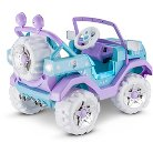 Disney Frozen 4x4 6V Ride On