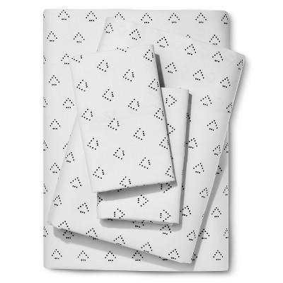 Dotted Triangle Sheet Set (Full) - Nate Berkus™