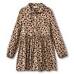 Girls' Leopard Dress