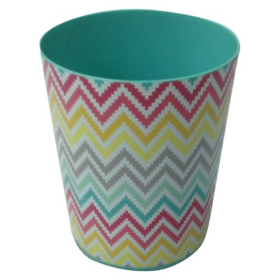 Waste Can - Multicolor Chevron - Xhilaration™
