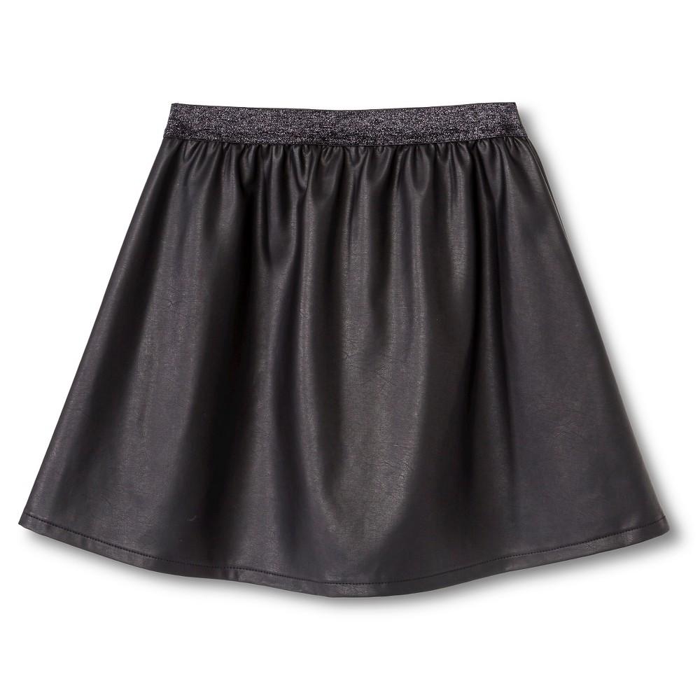 Ebony Mini Skirt 45