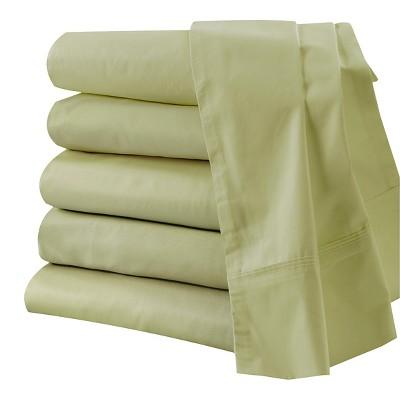 Outlast Temperature Regulating Pillowcase - Green (Standard)