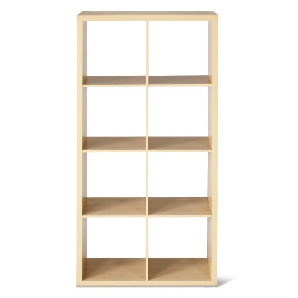 8-Cube Organizer Shelf 13 - Birch (Brown) - Threshold