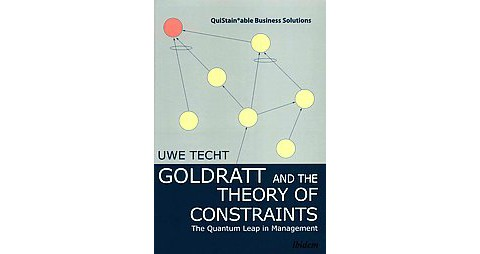 goldratt essays on the theory of constraints
