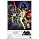 Art.com Star Wars Episode IV New Hope Classic Movie Mounted Print