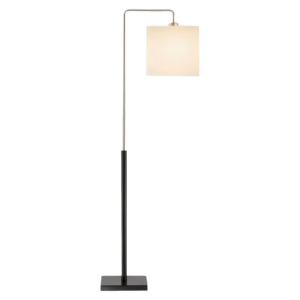 Adesso Essex Floor Lamp Black