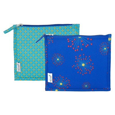 Blue Avocado Reuseable Fresh Zip Bag (2 pack)