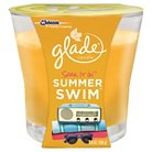 Glade Candle Soak It In Summer Swim 3.8OZ