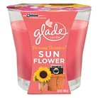 Glade Candle Picture Perfect Sun Flower 3.8OZ