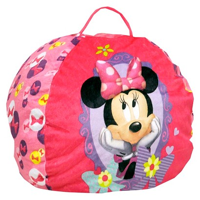 Bean Bag Chair: Disney Minnie Mouse Toddler Bean Bag