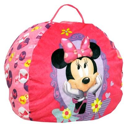 Bean Bag Chair: Disney Minnie Mouse Toddler Bean Bag