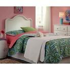 Fashion Bed Group Lisette Headboard - White (Twin)