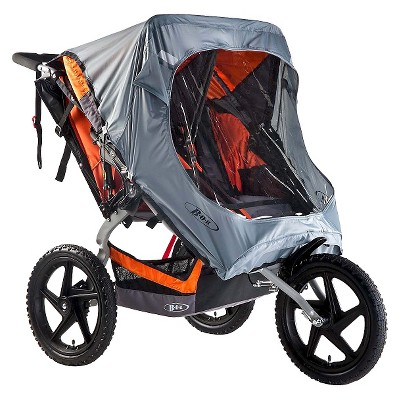 BOB Weather Shield for Duallie Sports Utility Ironman Strollers