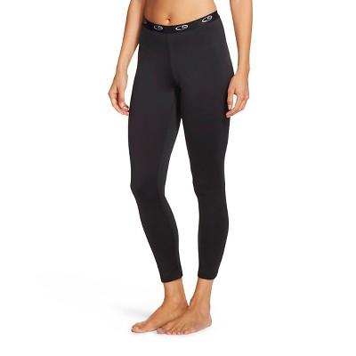 C9 Champion® Women's Brushed Fleece Lined Thermal Legging Black L