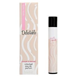 Delectable By Cake Beauty Perfume Rollerball Vanilla