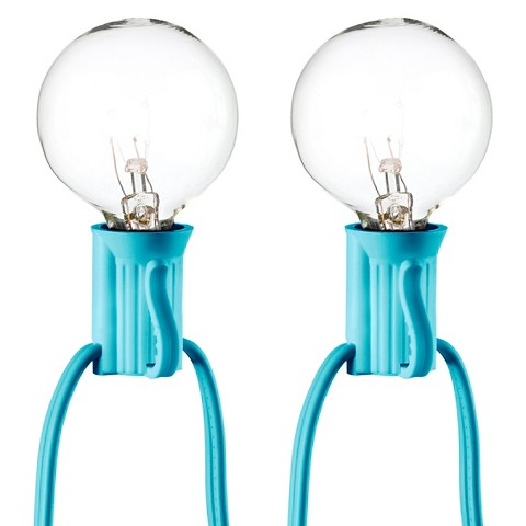 String Patio Lights At Target : Room Essentials 25ct Clear Globe Lights : Target