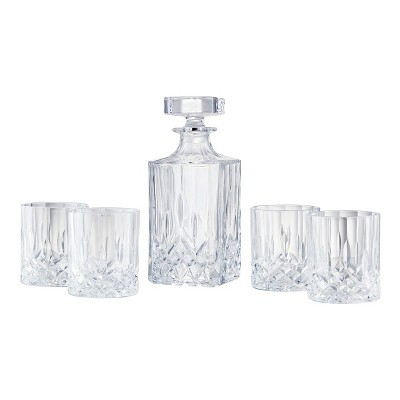 Artland Windsor 5pc Whiskey Set