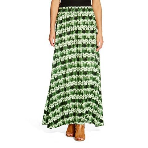 s maxi skirts shell merona
