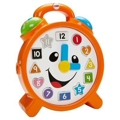 Fisher-Price Laugh & Learn Counting Colors Clock