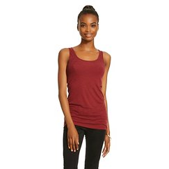 MB Tank Top Cabernet Red