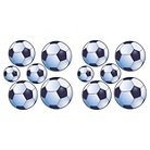 Fun4Walls Football Crazy Wall Stickers Set of 2 - Black/White