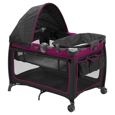 Eddie Bauer Complete Care Play Yard - Orchid
