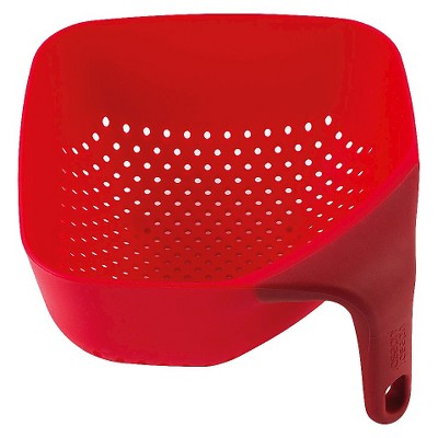 Joseph Joseph® Square Colander - Red (Small)